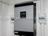 Antipolo Residence (3KW Solar,  2.4KW Hybrid Off Grid Inverter, 7.2KW Storage)